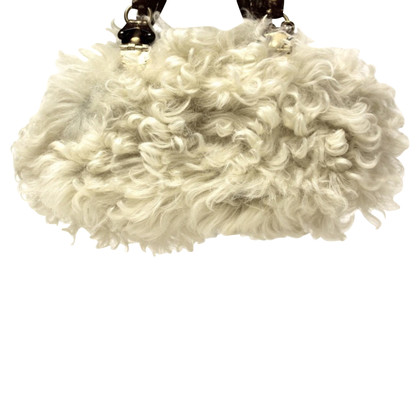 Miu Miu Handbag with lambskin trimming