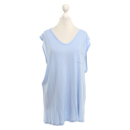 T by Alexander Wang Top in blauw