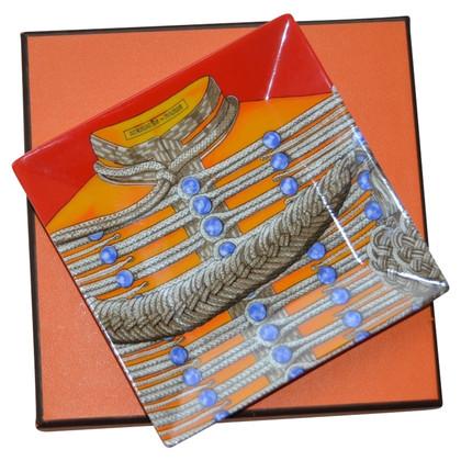 Hermès keramische plaat