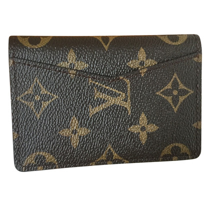 Louis Vuitton Card case from Monogram Canvas