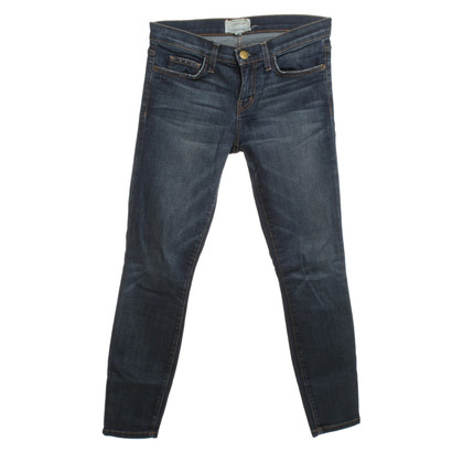 Current Elliott Jeans in dark blue