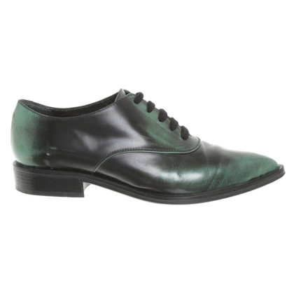 Markus Lupfer Lace-up shoes in green