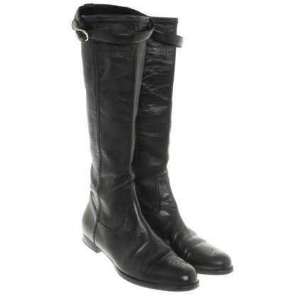 Unützer Boots in Black