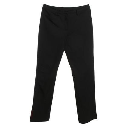 Prada Pantaloni blu scuri
