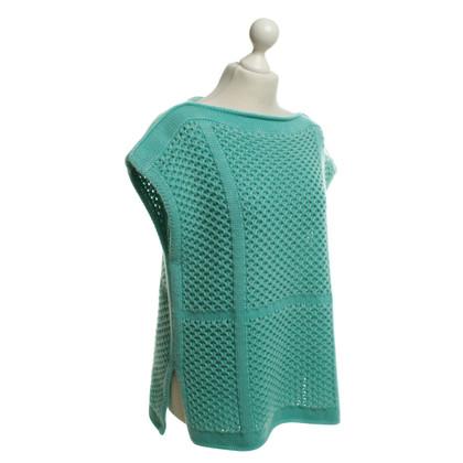 Iris von Arnim Sweater in turquoise