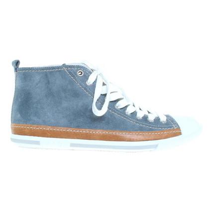 Prada Athletic lace-up shoes