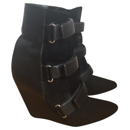 "Isabel Marant ""Scarlet"" boot nero"