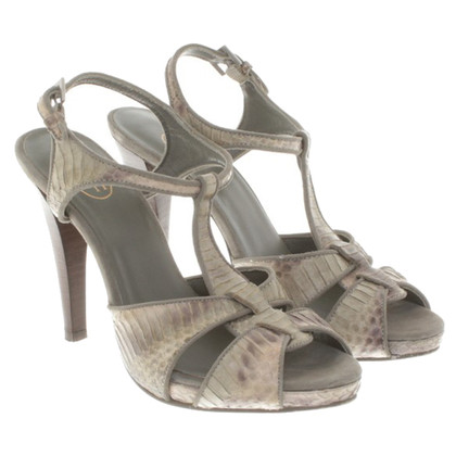 Ash Sandals in grey