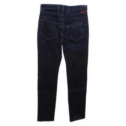Marithé et Francois Girbaud Blue jeans