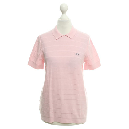 Lacoste Top in Pink