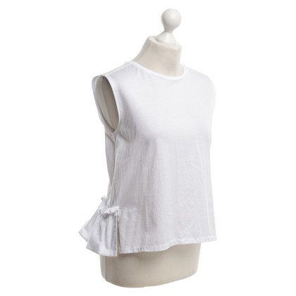 Dorothee Schumacher Top with ruffle hem
