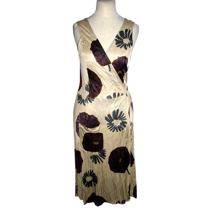 Philosophy di Alberta Ferretti Wrap dress with pattern