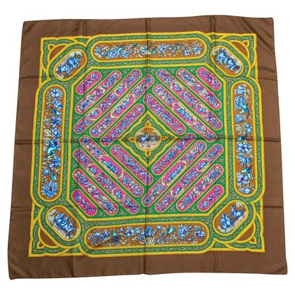 """Hermès Silk scarf """"Qalamdan"""""""