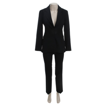 Christian Dior Wool crepe pants suit