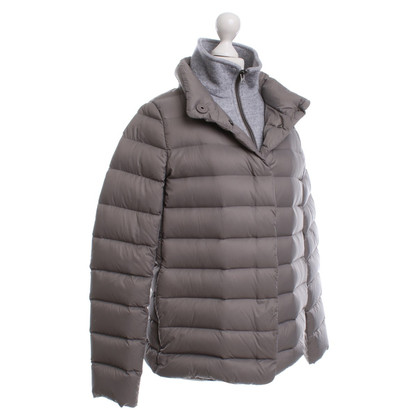 Cinque Down jacket in Taupe