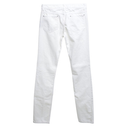 Fendi Jeans in White