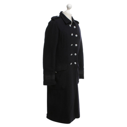 Closed Wool coat in blue