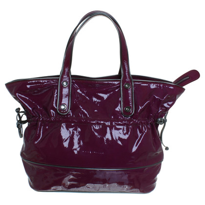 Coccinelle Patent leather handbag