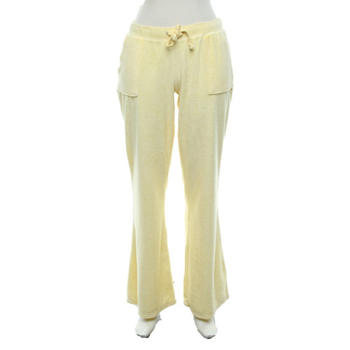 d2ea633a4857 Juicy Couture trousers in yellow - Second Hand Juicy Couture ...