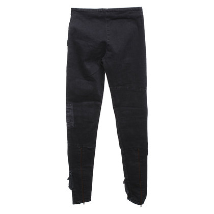 Acne trousers with decorative details