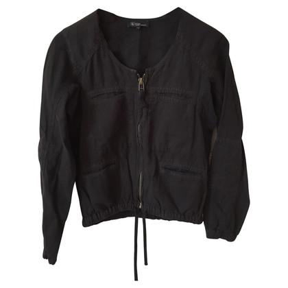 Isabel Marant Etoile zwarte jas