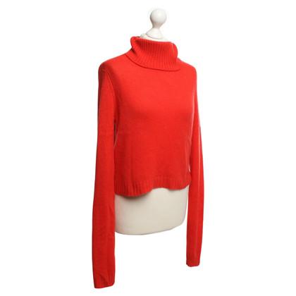 360 Sweater pulls en cachemire en rouge