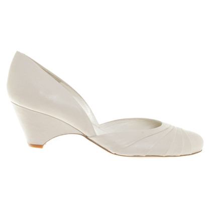 Paco Gil pumps in crema