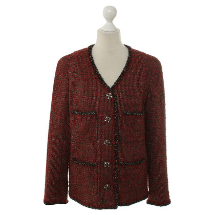 Chanel Jacke aus Chanel-Tweed