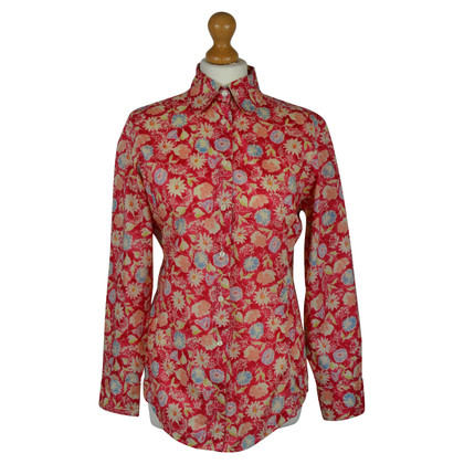 Cacharel Blouse with a floral pattern