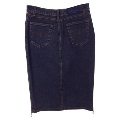 Blumarine Gonna di jeans