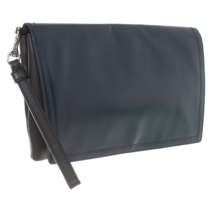 Sport Max clutch made of leather