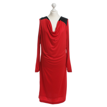 Escada Kleid in Rot