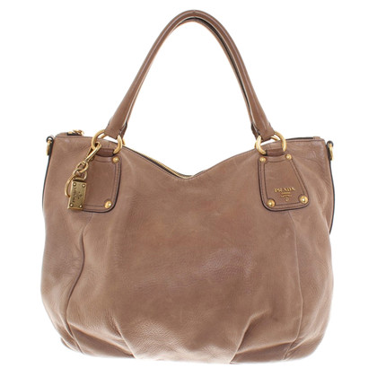 Prada Borsa in marrone