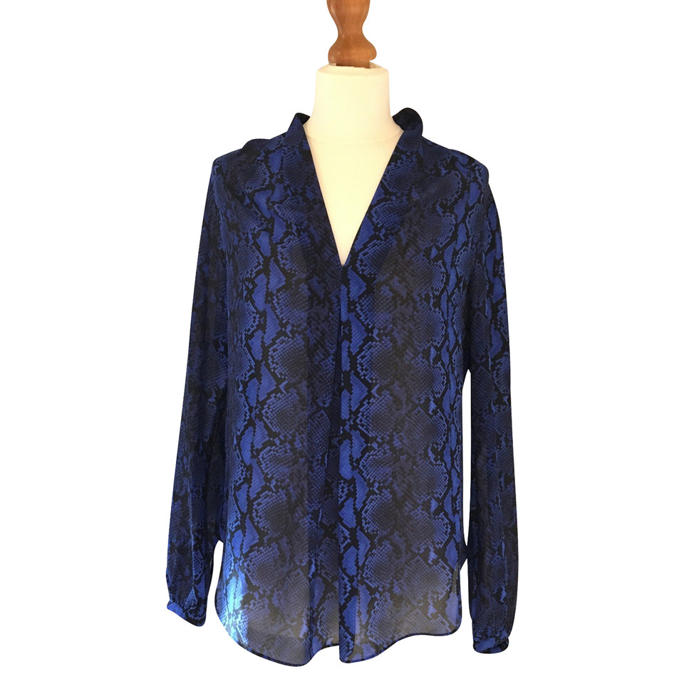 michael kors bluse second hand michael kors bluse gebraucht kaufen f r 120 00 1576189. Black Bedroom Furniture Sets. Home Design Ideas