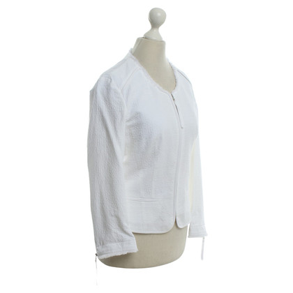 Marc Cain Summer jacket in white