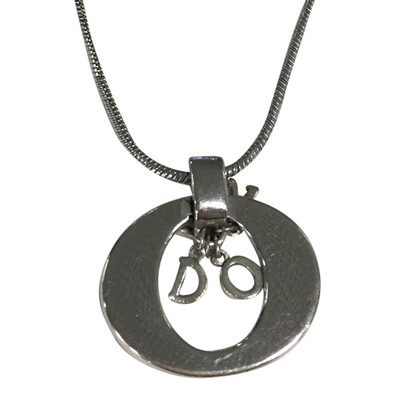 Christian Dior Chain with Logo pendant