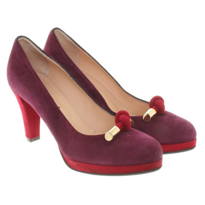 Konstantin Starke Pumps in Bicolor