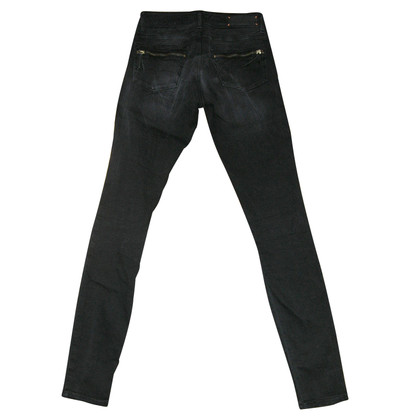 Boss Orange Skinny jeans in zwart