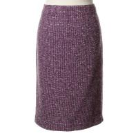 Escada Pencil skirt in multi colored