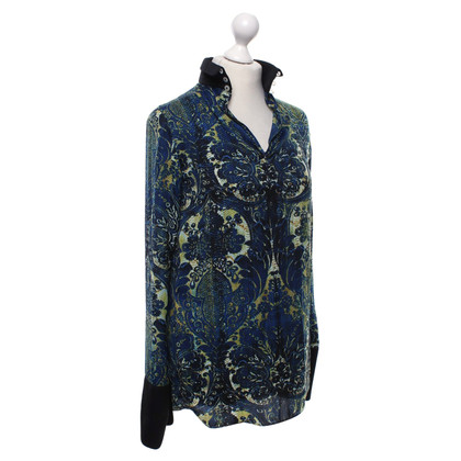 Just Cavalli Blouse with pattern