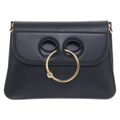 "J.W. Anderson ""Pierce Bag"" in zwart"