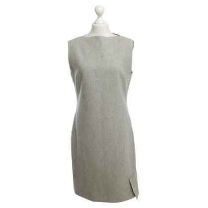 Jil Sander Meliertes Kleid in Grau