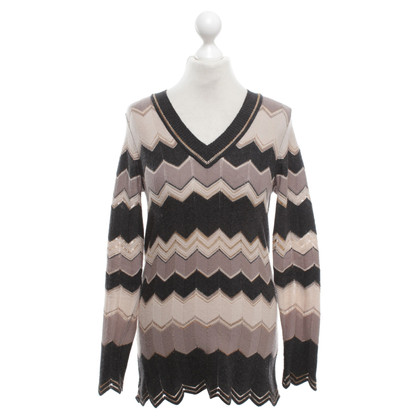 Missoni Sweater with pattern