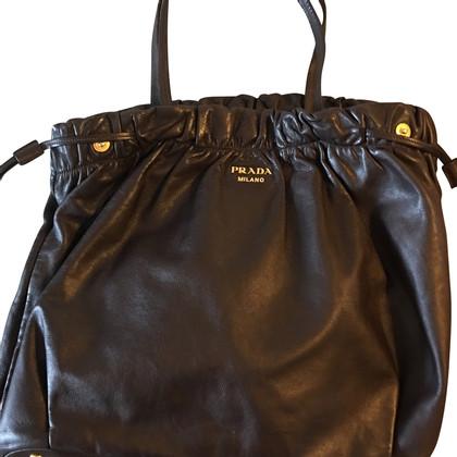 Prada Brown leather bag