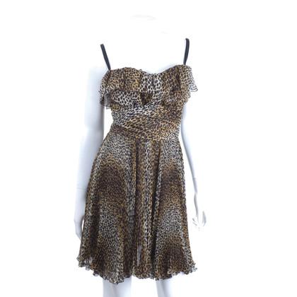 D&G Seidenplissee Dress