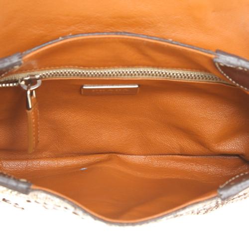 Prada Shoulder bag made of python leather - Second Hand Prada ... 029b467a5ff69
