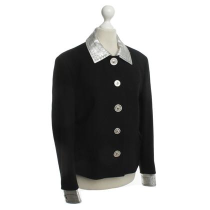 Gianni Versace Blazer in zwart