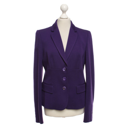 Moschino Cheap and Chic Blazer in Violett