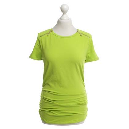 Michael Kors T-shirt in verde chiaro