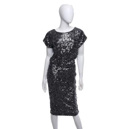 Karl Lagerfeld Dress in silver